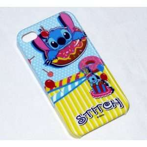 Disney Cartoon Stitch Hard Case Cover for iPhone 4/4s