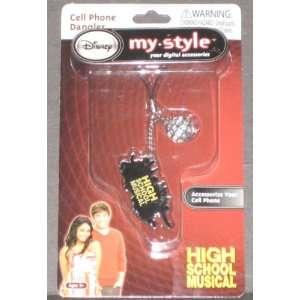 Disney High School Musical My Style Cell Phone Dangler