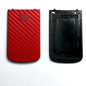 Woven Pattern Rear Battery Back Door Plate Panel Cover Faceplate Panel