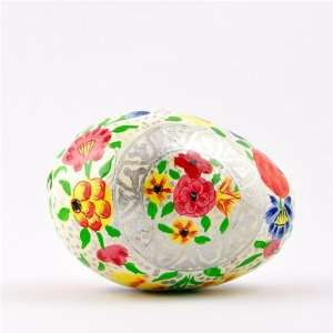 Wholesale 20 White Hand Painted Easter Eggs Home & Kitchen