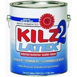 1 Gallon Kilz 2 Low V.O.C. Primer 220041 [Set of 4]