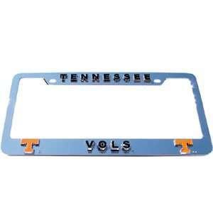 Tennessee Volunteers Deluxe License Plate Frame