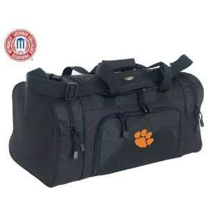 Luggage Clemson Tigers Black Sport Duffle Bag