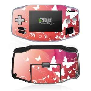 Design Skins for Nintendo Game Boy Advance   Rainbow