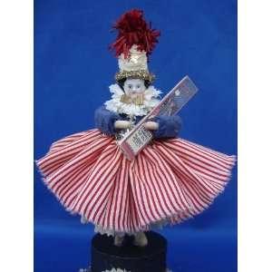 Susan Arnot Patriotic Vintage German Doll Head Everything Else