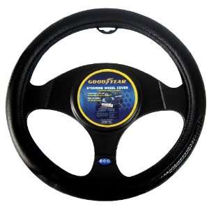 Goodyear GY SWC311 Black Steering Wheel Cover Automotive