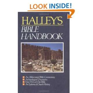 Halleys Bible Handbook (9780310402305): Henry H. Halley