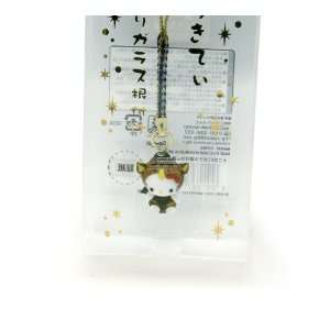 Sanrio Hello Kitty Chinese Zodiac Glass Netsuke Cell Phone Charm