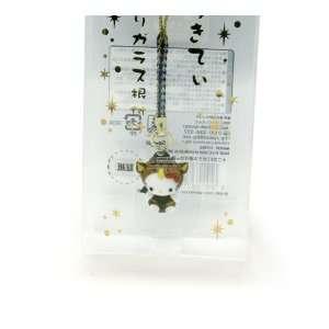 Sanrio Hello Kitty Chinese Zodiac Glass Netsuke Cell Phone Charm