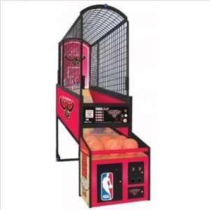 AH Atlanta Hawks NBA Hoops Basketball Game