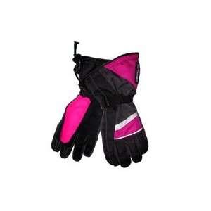 Kg Gl 2 Glove Large Black/hot Pink Automotive