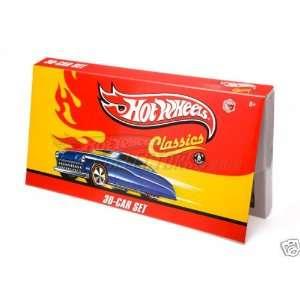 2009 Hot Wheels Series 5 Classics 30 Car Set Toys & Games
