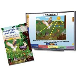 Nasco   Multimedia Science Lessons for Interactive Whiteboard   Food