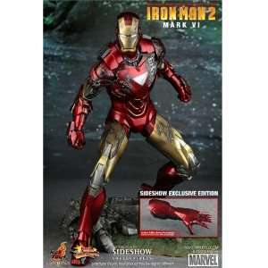 Iron Man Mark VI Exclusive 12 Inch Sideshow Collectible