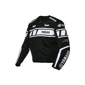 Joe Rocket Yamaha Champion Mesh Jacket   X Large/Black