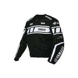 Joe Rocket Yamaha Champion Mesh Jacket   X Large/Black