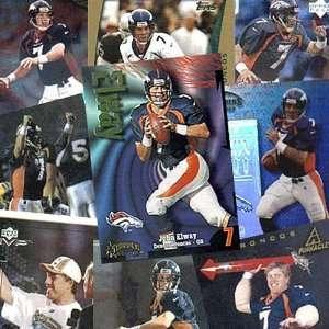 Various Brands Denver Broncos John Elway 20 Trading Card