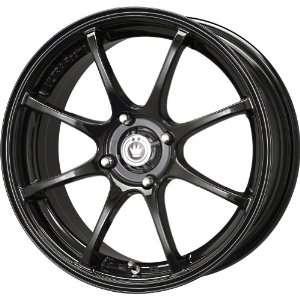 Konig Feather Gloss Black Wheel (16x7/4x100mm