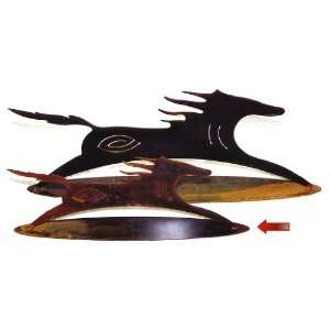 Spirit Horse Table Figure on Base Statue Toys & Games