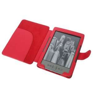 Folio Synthetic Leather Case Cover for Latest Generation 2011 Kindle