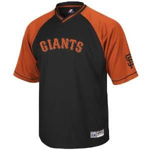 MLB San Francisco Giants Youth Full Force V Neck Shirt (Medium