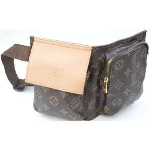 2677af5b631f ... Louis Vuitton Monogram belt bag   fanny pack  Everything ...