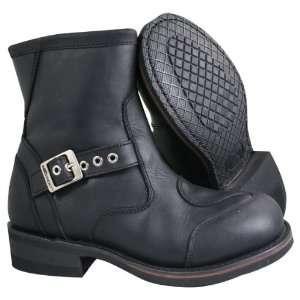Xelement Mens Exhaust Motorcycle Boot   Size  8 1/2