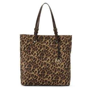 MICHAEL Michael Kors Jet Set Cheetah Tote  Clothing
