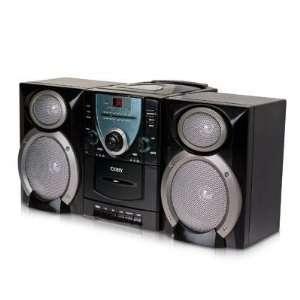 Micro Shelf System Black Electronics