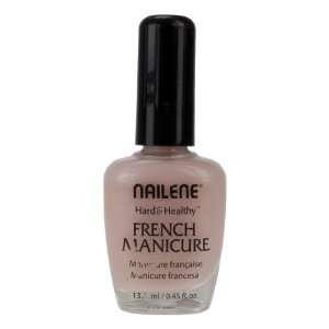 Nailene French Manicure Nail Polish   Classic Pink Beauty