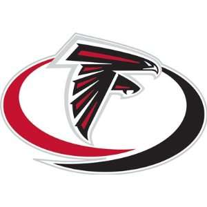 NFL Atlanta Falcons Decal   Window Film