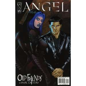 Old Friends Cover Gallery, December 2006, Chapter 1, Issue 1 [Comic