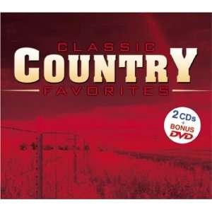 Classic Country Favorites (Bonus Dvd) Various Artists Music