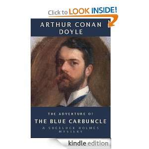 of the Blue Carbuncle ($.99 Sherlock Holmes Mystery) [Kindle Edition