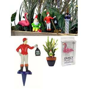 Fred Fancy Plants   Lawn Jockey: Patio, Lawn & Garden