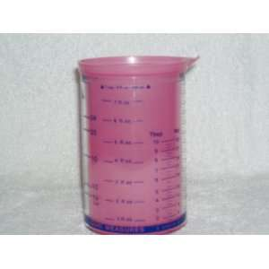 Pampered Chef Mini Measure all Cup /Help Whip Cancer