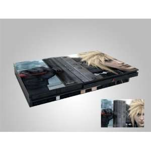 Final Fanasys Cloud PS2 Sony Playsaion 2 Body Proecor Skin Decal