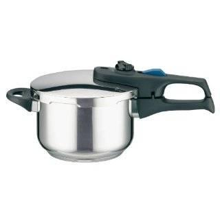 Practical Plus Stainless Steel Super Fast Pressure Cooker, 3 Quart