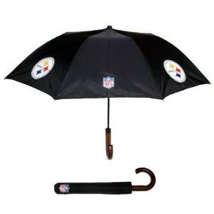 NFL Pittsburgh Steelers Woody Umbrella