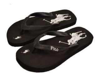 Polo Ralph Lauren Womens Big Pony Flip Flops sandals