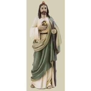 St. Jude Religious Figurines 4.125  Home & Kitchen