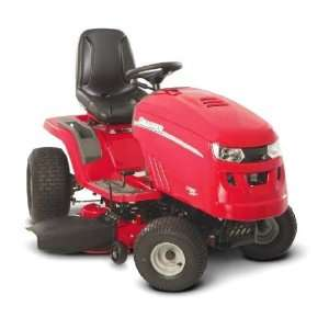 HP Briggs & Stratton ELS Twin Riding Lawn Mower: Patio, Lawn & Garden