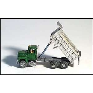 GHQ N Scale Ford 9000 Dump Truck Kit Toys & Games
