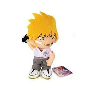Bleach Kurosaki Ichigo School Uniform Japan Import Plush