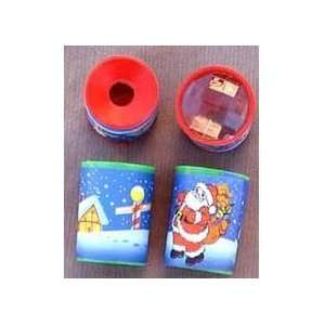 Christmas Theme Prism Scopes (12/PKG)