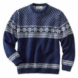 Polo Ralph Lauren Mens Turtleneck Ski Sweater Black Clothing