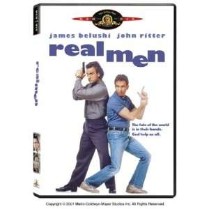 Real Men: James Belushi, John Ritter, Barbara Barrie, Bill