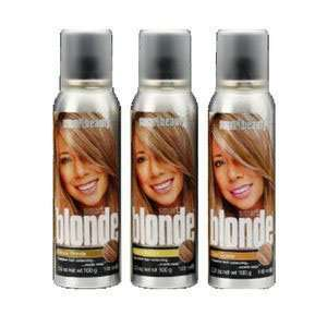 Smart Colour Temporary Spray Blondes Hair Color Golden Blonde Beauty