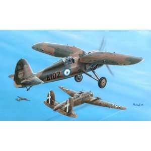 Azur 1/72 PZL24F/G Greek Defender Aircraft Kit Toys & Games