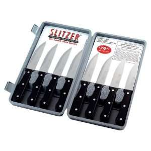 9pc Professional German Style Jumbo Steak Knives: Kitchen & Dining